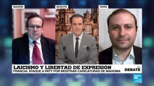 EL Debate - Laicismo y libertad de expresion