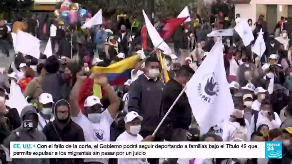 2021-10-01 19:06 Colombia: amplían plazo de la Comisión de la Verdad hasta junio de 2022