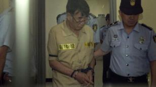 Lee Joon-Seok, 69 ans, le capitaine du ferry sud-coréen qui a coulé en avril a été condamné à 36 ans de prison.