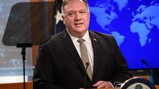 The conditions for free and fair elections do not exist in Venezuela, US Secretary of State Mike Pompeo has said