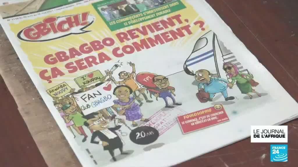 2021-07-01 22:53 Liberté de la presse : Lassane Zohoré croque la vie politique ivoirienne