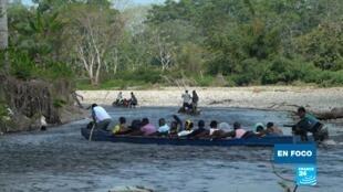 en foco - Darien migrantes