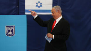 Israel netanyahu election