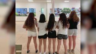 ARTE la rebelion de los shorts imagen