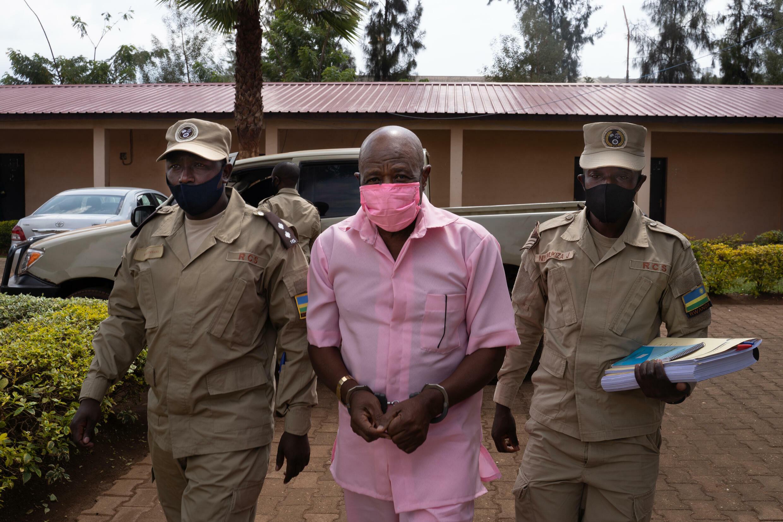 Rusesabagina has been on trial in Rwanda since February