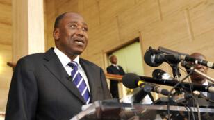 Amadou Gon Coulibaly en 2011.