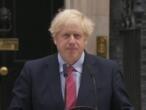 "La courbe du Covid-19 ""commence à s'inverser"" au Royaume-Uni, selon Boris Johnson"