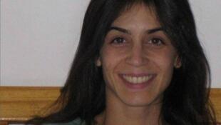 L'employée de la Croix-Rouge, Nourane Houas, libérée au Yémen après dix mois de captivité.