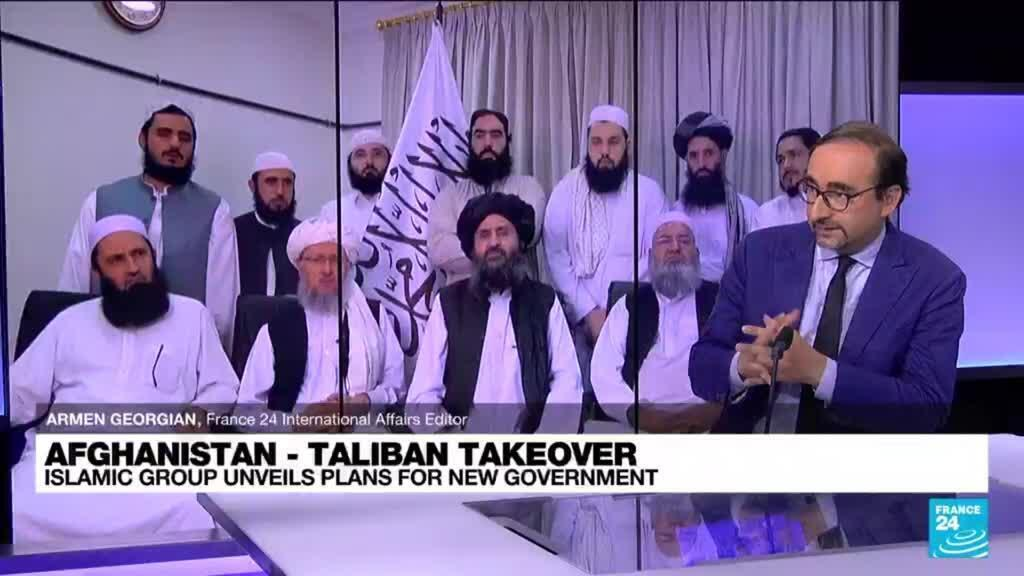 2021-09-03 11:01 Taliban close to forming new government in Afghanistan