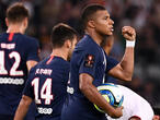 Mbappé, Di Maria work their magic to gift PSG French Super Cup victory