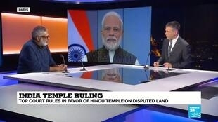 2019-11-11 19:06 Sidharth Bhatia, on Ayodhya dispute: 'Let's put this behind us' is easier said than done