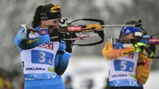 Biathlon julia simon