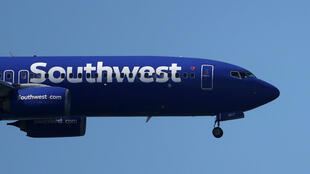 Un Boeing 737 MAX de la compagnie américaine Southwest.
