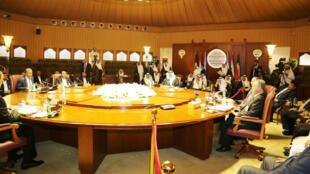 مفاوضات الكويت بين الفرقاء اليمنيين/ 22 أبريل/ نيسان