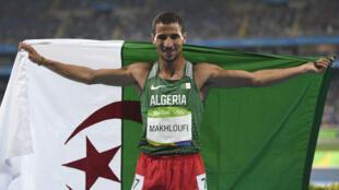 algerie Taoufik Makhloufi