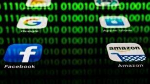Une trentaine de groupes sont visés par la taxe française : les Gafa (Google, Amazon, Facebook et Apple) mais aussi Uber, Airbnb, Booking et le français Criteo.