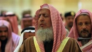 الشيخ عبد العزيز آل الشيخ مفتي عام السعودية