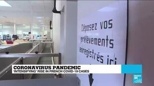 2020-07-27 10:03 French shrug off worrying increase in coronavirus cases