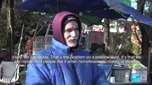 2020-11-23 09:07 Coronavirus pandemic in Canada: Virus swells Montreal's homeless camps as winter comes