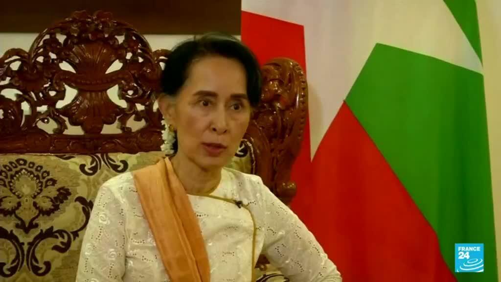 2021-06-15 01:07 Myanmar: ¿Quién es Aung San Suu Kyi, líder birmana depuesta tras el golpe de Estado?