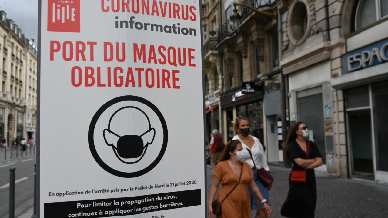 Covid-France-masque