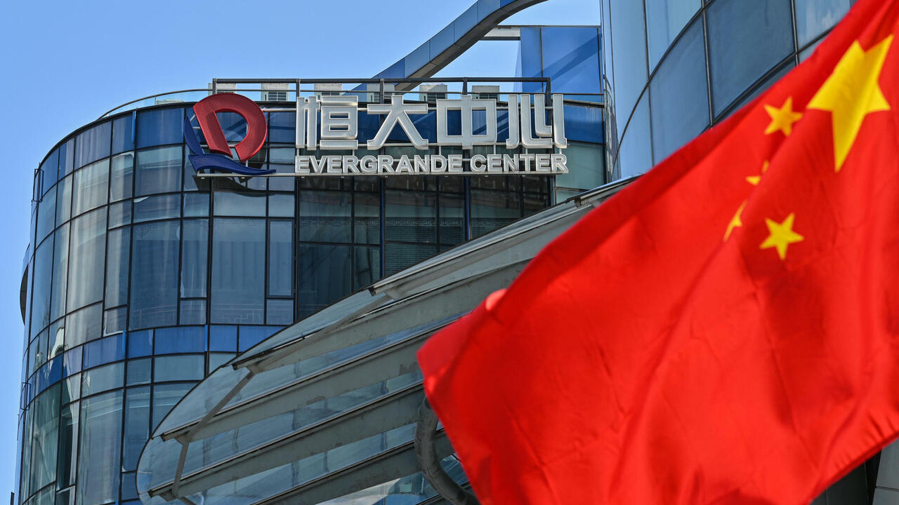 Evergrande: Beijing says 'manageable' risks to financial system
