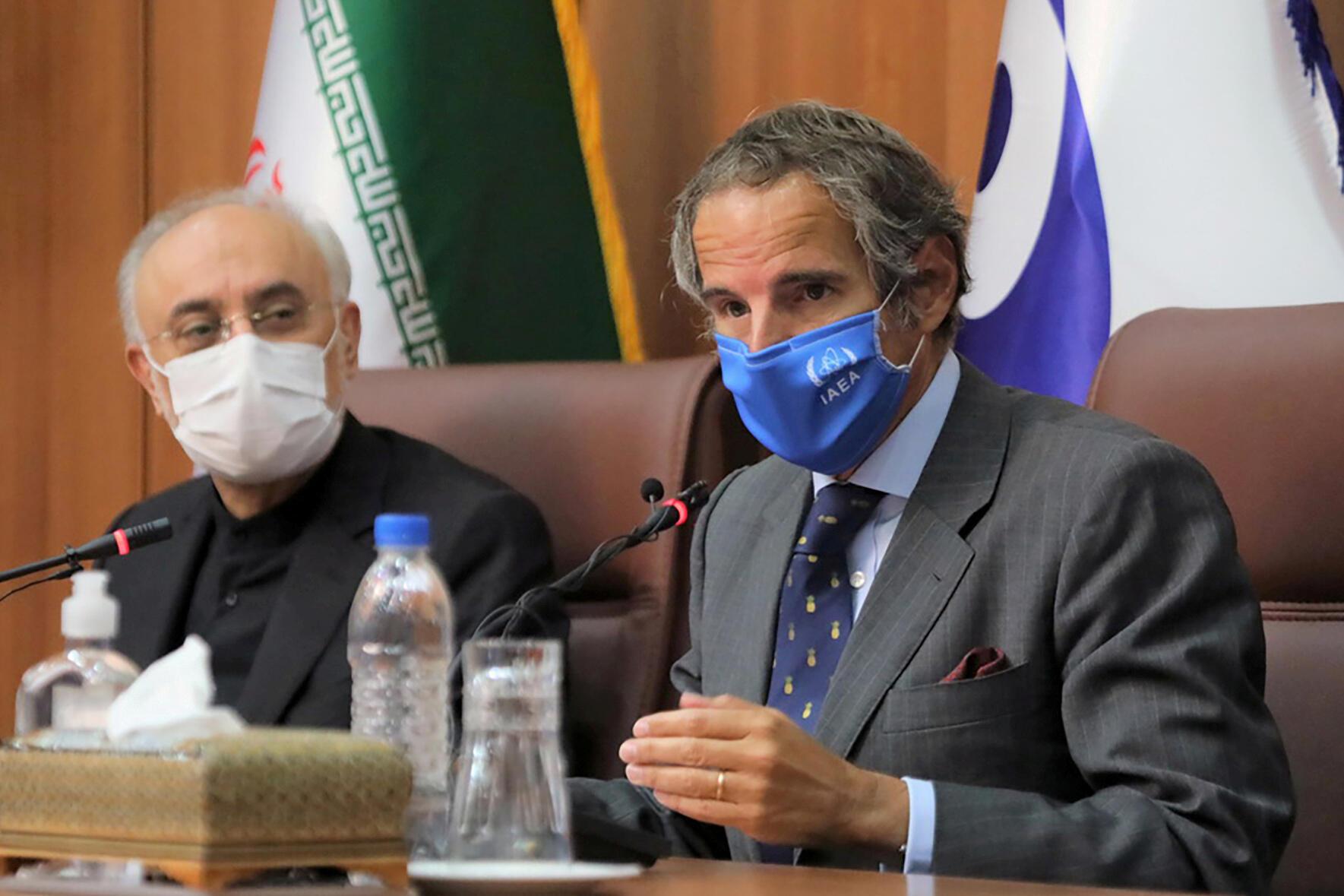 Iran nuclear iaea un