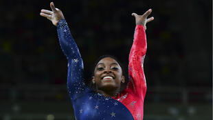 Au Brésil, Simone Biles pourrait remporter cinq médailles d'or.