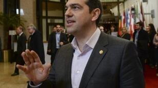 Le Premier ministre grec, Alexis Tsipras, s'est dit optimiste après une nuit de négociations à Bruxelles.