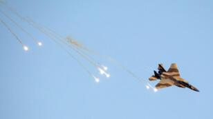 Moscou et Damas accusent Israël d'avoir bombardé des sites de Damas dans la nuit du 25 au 26 décembre 2018.