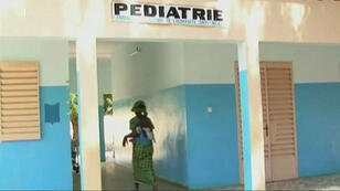 L'hôpital de la région de Kayes où a été admise la fillette.