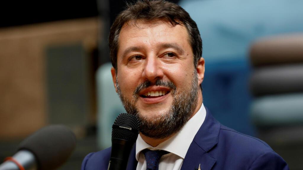 إيطاليا: الزعيم اليميني المتطرف ماتيو سالفيني أمام القضاء بتهمة احتجاز مهاجرين في البحر