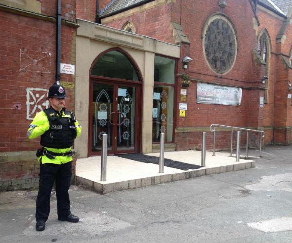 La mosquée qu'a fréquentée l'auteur présumé de l'attentat de Manchester se situe à Didsbury, un quartier cossu de la banlieue