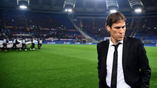 Rudi Garcia a été démis de ses fonctions à la tête de l'AS Rome.