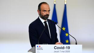 Phillipe-PrimerMinistro-Francia-Covid-Desconfinamiento (1)