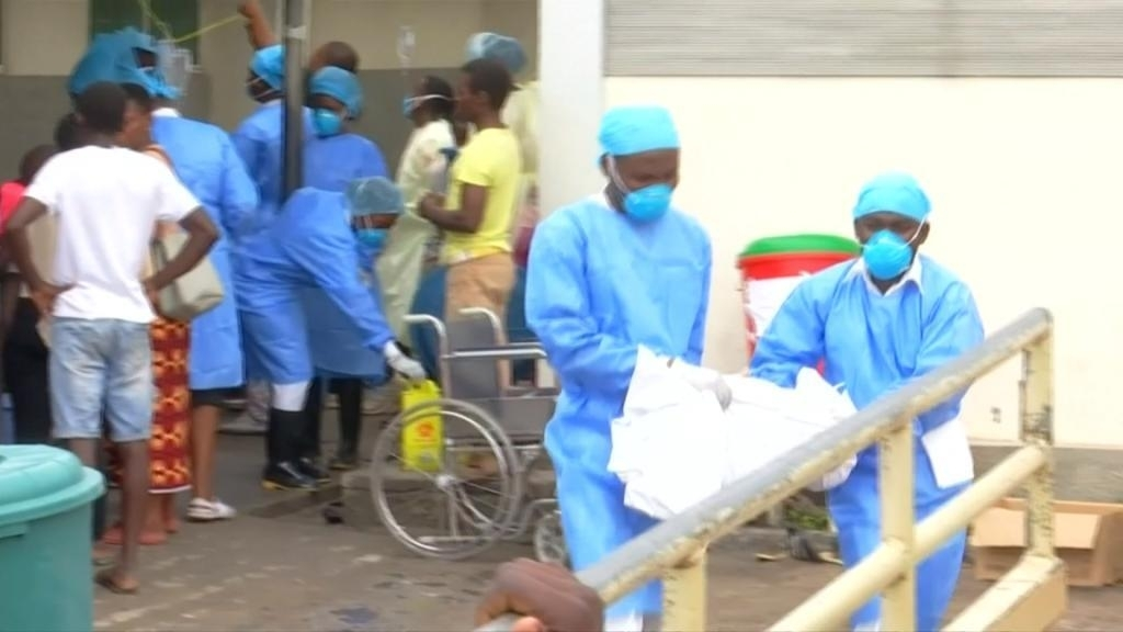 Cyclone Idai aftermath: First cholera cases confirmed in
