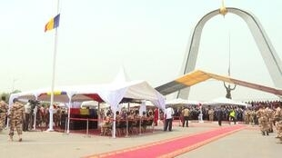 XX NW HDL TCHAD FUNERAILLES