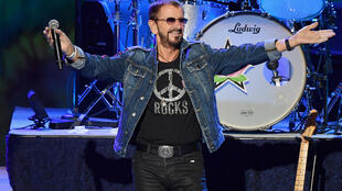 Ringo Starr, performing here in 2019 during the Woodstock 50th anniversary, is holding an online birthday party to fete his 80th year