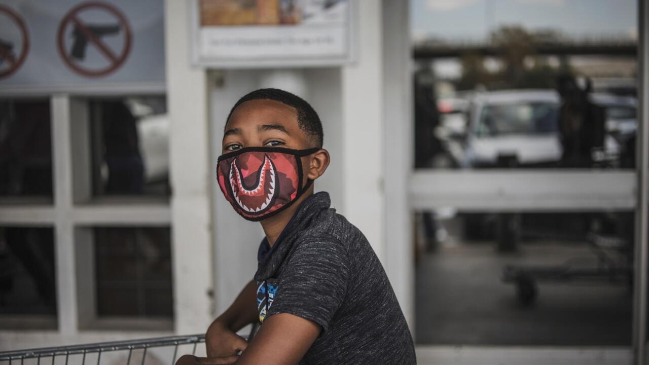 Image Covid-19 : l'Afrique a passé le cap du million de personnes contaminées