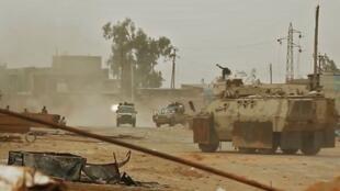 معارك في محيط طرابلس