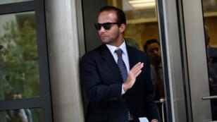 George Papadopoulos, 31 ans, est à l'origine de la fameuse enquête russe.