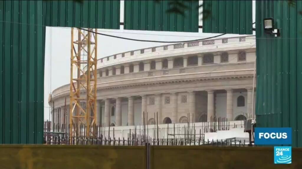 India: New Delhi urban rebuild sparks controversy