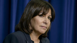 La maire de Paris Anne Hidalgo, le 18 février 2015 à Washington.