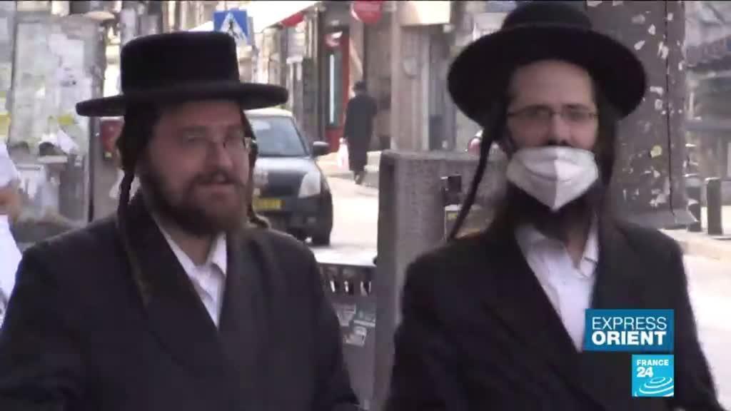 2020-04-22 11:21 Confinement en Israël : la communauté ultra-orthodoxe refuse les mesures sanitaires