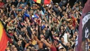 الجمهور التونسي، اللاعب الثاني العشر في فريق الترجي