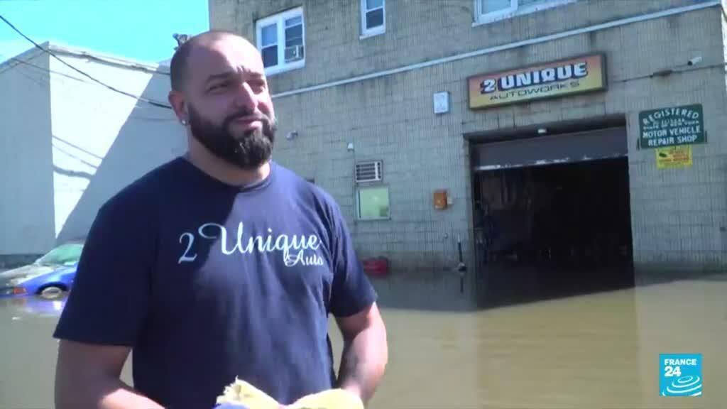2021-09-03 09:02 At least 46 dead as flash floods hit US northeast