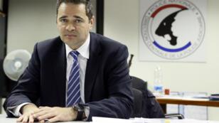 الرئيس السابق لجهاز مكافحة المخدرات فرنسوا تياري