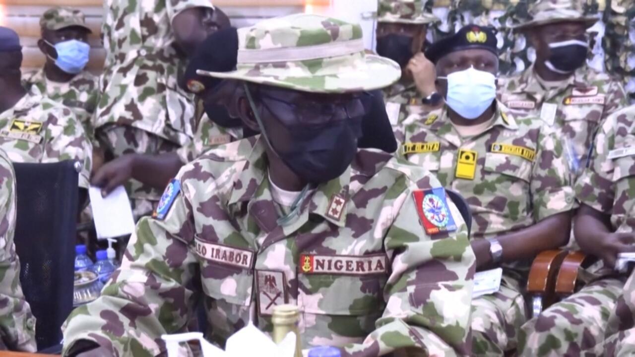 Eye on Africa - Ten captives freed by Islamist militants in Northeast Nigeria