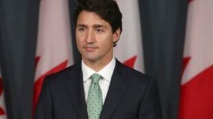رئيس الحكومة الكندي جاستن ترودو