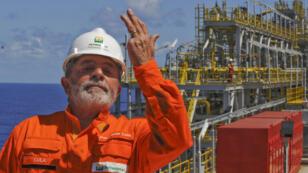 L'ancien président brésilien, Lula, a déjà fait l'objet de plusieurs procédures dans l'affaire Pétrobras.